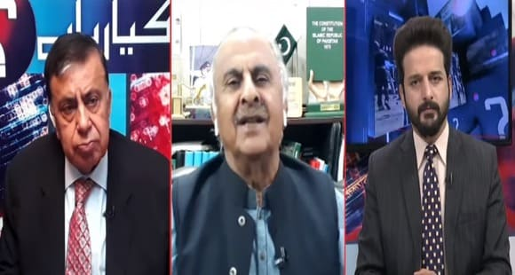 Ho Kya Raha Hai (Objections on PTI Senate Tickets) - 16th February 2021