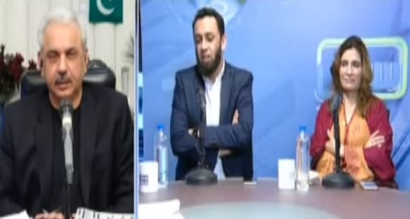 Sawal with Ehtesham (Controversy of 7 Votes) - 13th March 2021
