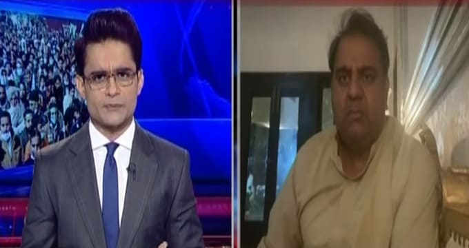 Aaj Shahzeb Khanzada Kay Sath (TLP Banned) - 15th April 2021