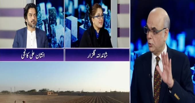 Breaking Point with Malick (Pakistan's Agri Economy) - 11th April 2021