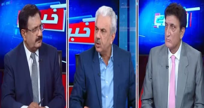 Khabar Hai (Tehreek e Labbaik Ka Safaya) - 14th April 2021