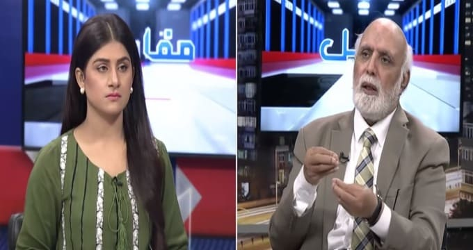 Muqabil (Differences Between PPP & PMLN, Govt Issues) - 3rd April 2021