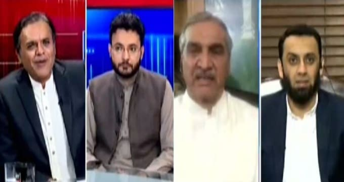 Off The Record (Shahbaz Sharif Got Bail From Court) - 14th April 2021