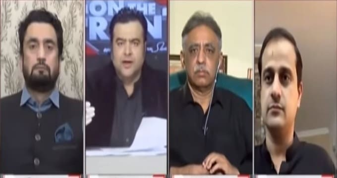 On The Front (Shahbaz Sharif Got Bail, TLP Banned) - 14th April 2021