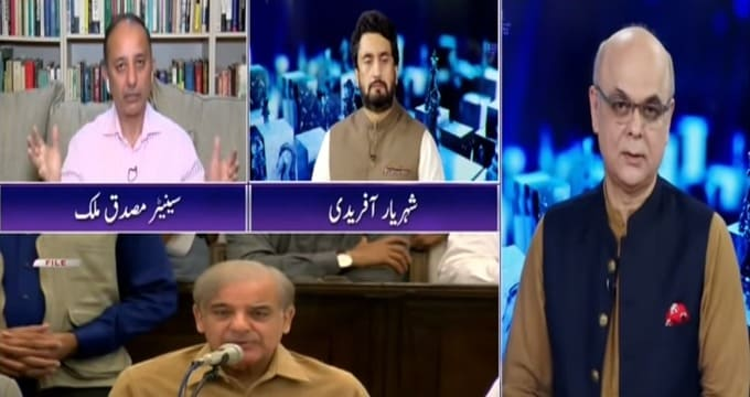 Breaking Point with Malick (Shahbaz Sharif Got Relief, Is There Any Deal?) - 7th May 2021