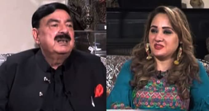 G For Gharidah Eid (Exclusive Talk With Sheikh Rasheed on Eid) - 13th May 2021