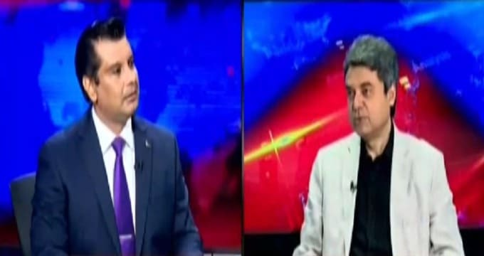 Power Play (Farogh Nasim Exclusive Interview) - 27th May 2021