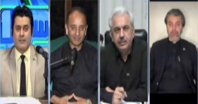 Sawal with Ehtesham (PTI Govt's Performance) - 1st May 2021
