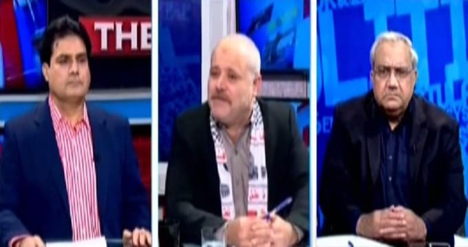 The Reporters (Israel's Aggression Against Palestine) - 17th May 2021
