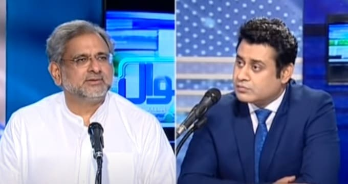 Sawal with Ehtesham (Division In PMLN Against Govt) - 6th June 2021